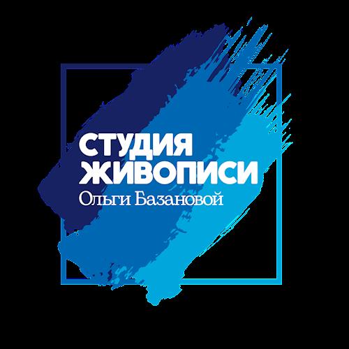 Студия живописи Ольги Базановой Logo